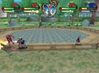 Screenshot Thumbnail / Media File 1 for Naruto Clash Of Ninja 2