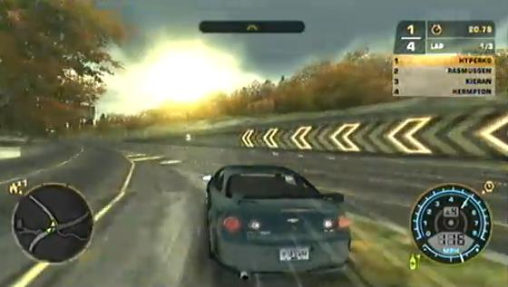 download need for speed most wanted pcsx2
