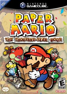 Screenshot Thumbnail / Media File 1 for Paper Mario The Thousand Year Door