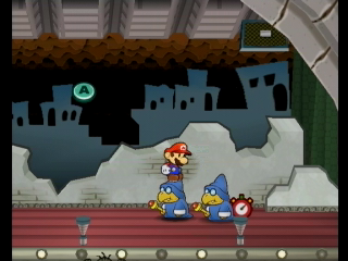 Screenshot Thumbnail / Media File 1 for Paper Mario The Thousand Year Door