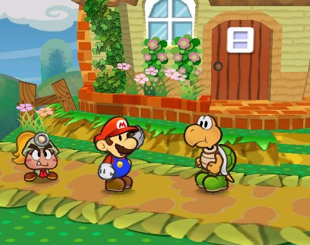 Paper Mario The Thousand Year Door Ntsc 1 Link