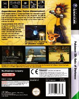Screenshot Thumbnail / Media File 1 for Pokemon XD Gale of Darkness