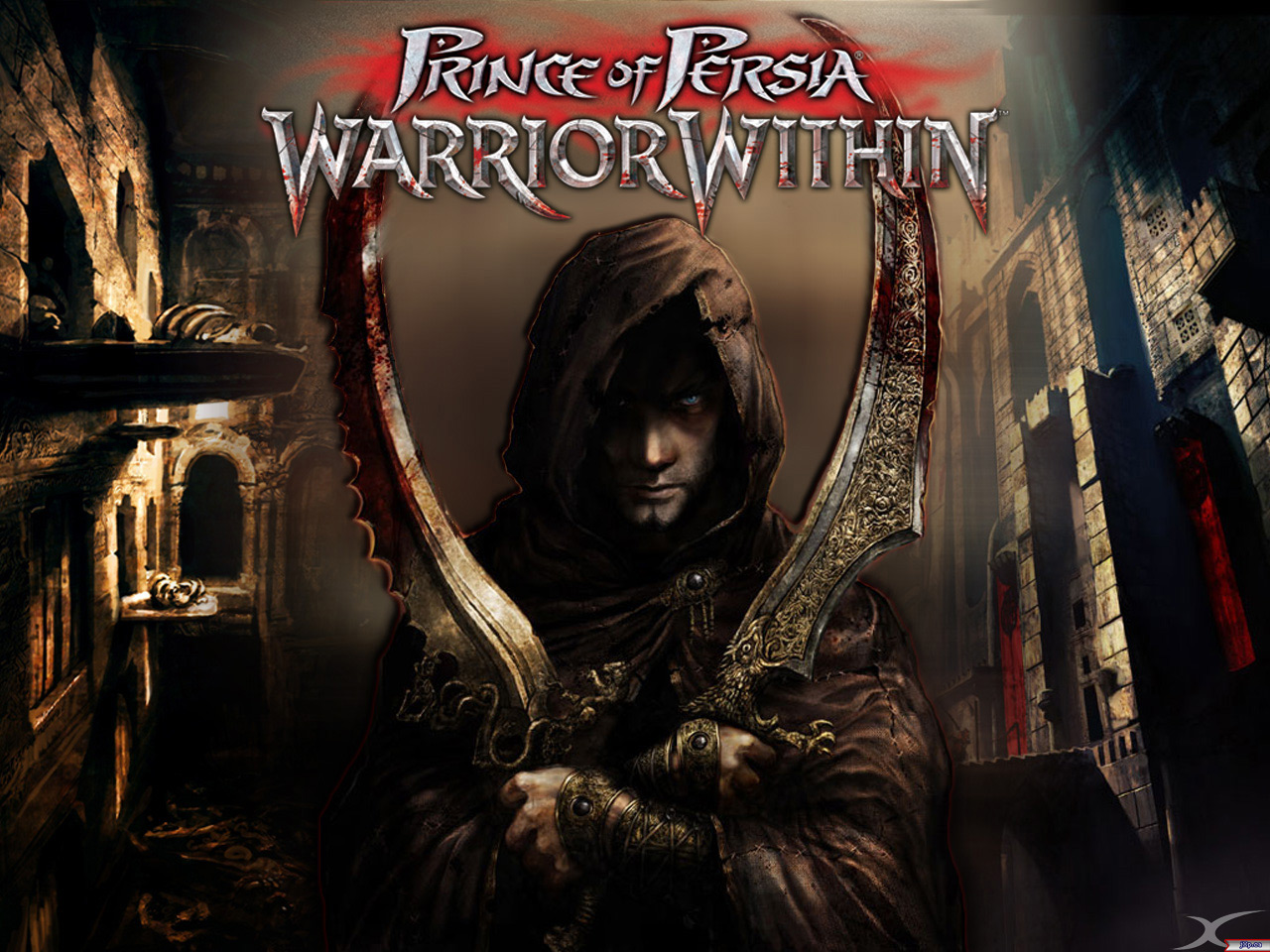Prince Of Persia Warrior Within READNFO ISO