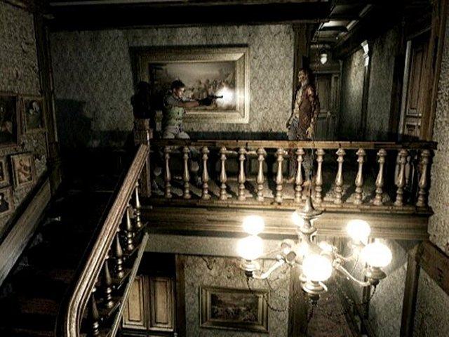 Resident Evil Juegos de Terror
