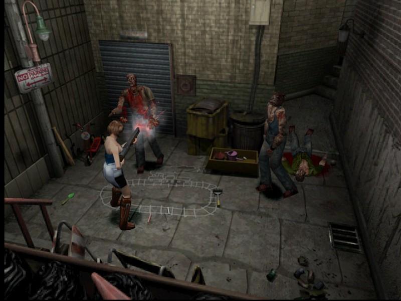 Пойдёт ли Resident Evil 3: Nemesis? Системные требования