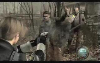 Screenshot Thumbnail / Media File 1 for Resident Evil 4