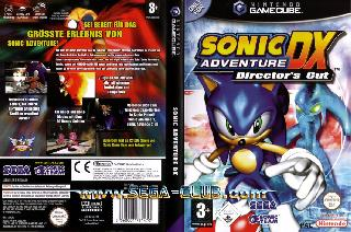 Screenshot Thumbnail / Media File 1 for Sonic Adventure DX Directors Cut