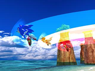 Screenshot Thumbnail / Media File 1 for Sonic Heroes