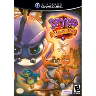 Screenshot Thumbnail / Media File 1 for Spyro A Heros Tail