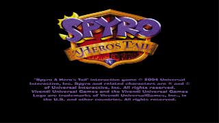 Screenshot Thumbnail / Media File 1 for Spyro A Heros Tail