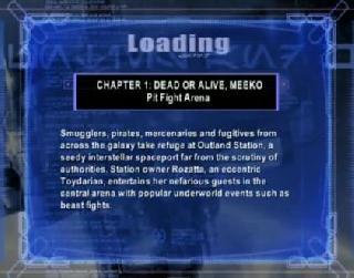 Screenshot Thumbnail / Media File 1 for Star Wars Bounty Hunter