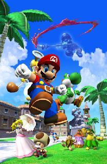 Screenshot Thumbnail / Media File 1 for Super Mario Sunshine