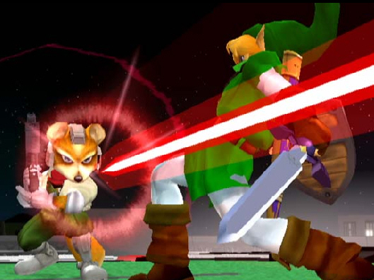 Super Smash Brothers (Series) (2/3) 66415-Super_Smash_Brothers_Melee-2