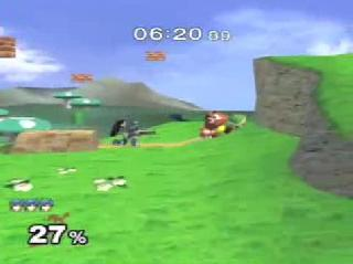 Screenshot Thumbnail / Media File 1 for Super Smash Brothers Melee