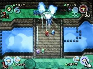 Screenshot Thumbnail / Media File 1 for The Legend Of Zelda Four Swords Adventures