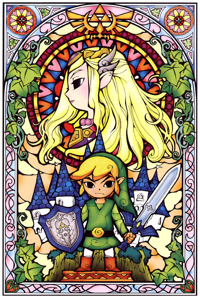 Thumbnail / Media File 9 for The Legend Of Zelda The Wind Waker