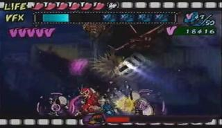 Screenshot Thumbnail / Media File 1 for Viewtiful Joe