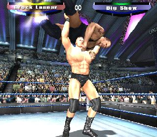 Screenshot Thumbnail / Media File 1 for WWE WRESTLEMANIA 19