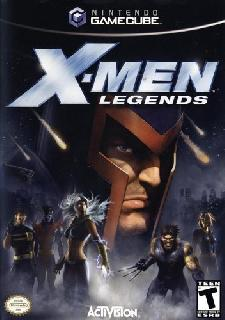 Screenshot Thumbnail / Media File 1 for X-Men Legends
