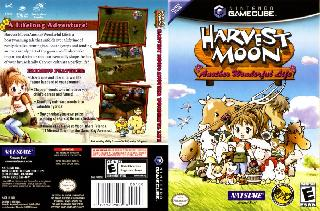 Screenshot Thumbnail / Media File 1 for Harvest Moon Another Wonderful Life