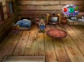 Screenshot Thumbnail / Media File 1 for Harvest Moon A Wonderful Life
