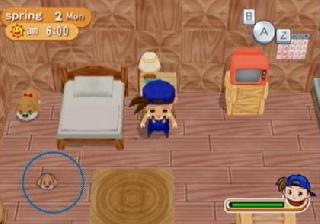 Screenshot Thumbnail / Media File 1 for Harvest Moon Magical Melody
