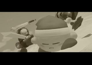 Screenshot Thumbnail / Media File 1 for Kirby Air Ride PROPER