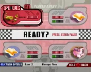 Screenshot Thumbnail / Media File 1 for Kirby Air Ride