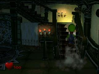 Screenshot Thumbnail / Media File 1 for Luigis Mansion