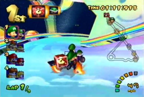 Screenshot Thumbnail / Media File 5 for Mario Kart Double Dash