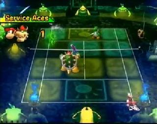 Screenshot Thumbnail / Media File 1 for Mario Power Tennis