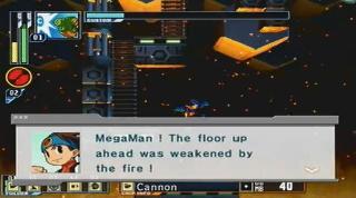 Screenshot Thumbnail / Media File 1 for MegaMan Network Transmission