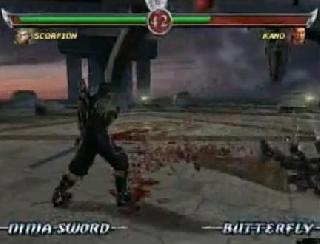 Screenshot Thumbnail / Media File 1 for Mortal Kombat Deadly Alliance