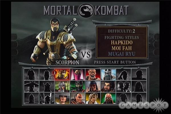 Mortal kombat 2 mugen (update 7) by gui santos with download link.