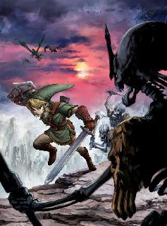 Screenshot Thumbnail / Media File 1 for Legend of Zelda, The - Twilight Princess (Europe) (En,Fr,De,Es,It)