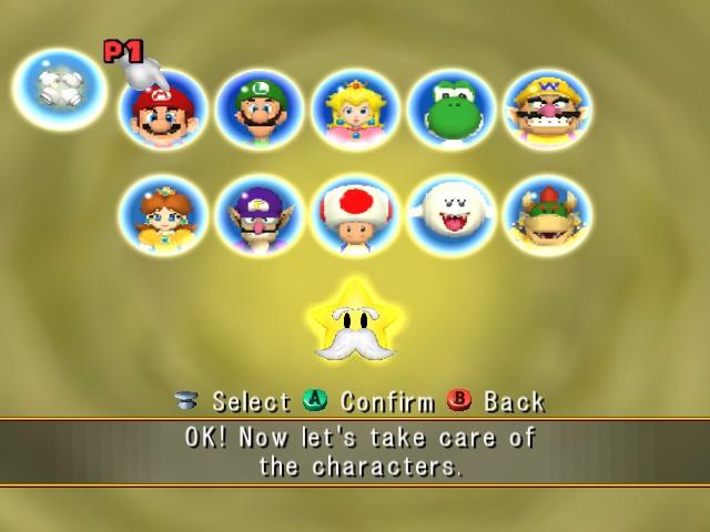 Mario Party 5 (Europe) (En,Fr,De,Es,It) ISO