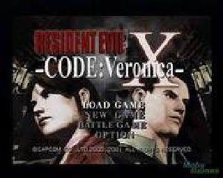 Screenshot Thumbnail / Media File 1 for Resident Evil - Code - Veronica X (Europe) (En,Fr,De,Es,It) (Disc 1)