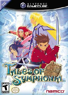 Screenshot Thumbnail / Media File 1 for Tales Of Symphonia USA NGC-Rare