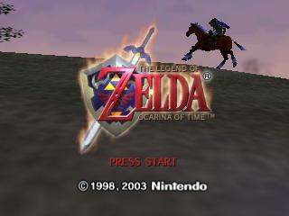 Screenshot Thumbnail / Media File 1 for Zelda Ocarina of Time Multi Pack USA NGC-REACT0R