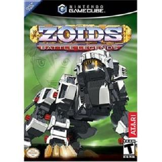 Screenshot Thumbnail / Media File 1 for Zoids Battle Legends-USA-GAMECUBE-DAGGER
