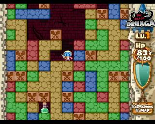 Screenshot Thumbnail / Media File 1 for Mr. Driller - Drill Land (NTSC-J)