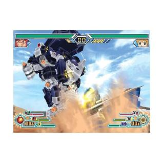 Screenshot Thumbnail / Media File 1 for Zoids - Full Metal Clash (NTSC-J)