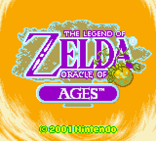 Screenshot Thumbnail / Media File 1 for Legend of Zelda, The - Oracle of Ages (USA)