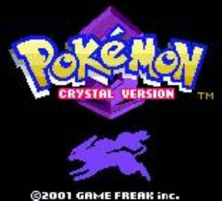 Screenshot Thumbnail / Media File 1 for Pokemon - Crystal Version (USA, Europe)