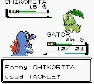 Screenshot Thumbnail / Media File 1 for Pokemon - Crystal Version (USA, Europe)