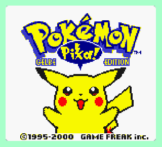 Screenshot Thumbnail / Media File 1 for Pokemon - Gelbe Edition (Germany)