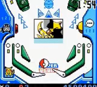 Screenshot Thumbnail / Media File 1 for Pokemon Pinball (USA)
