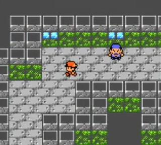 Screenshot Thumbnail / Media File 1 for Pokemon - Silver Version (USA, Europe)