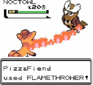 Screenshot Thumbnail / Media File 1 for Pokemon - Silver Version (USA, Europe)