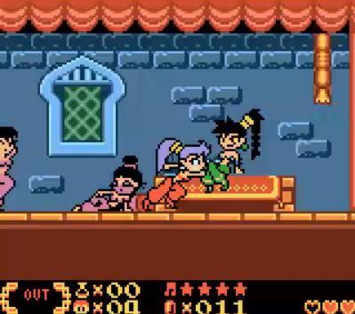 Shantae Usa Rom